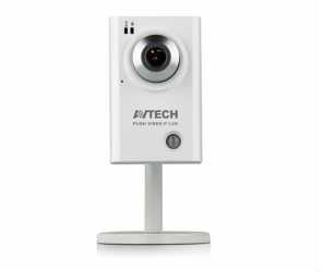 AVN801.1.3 Megapixel Push Video Network Camera
