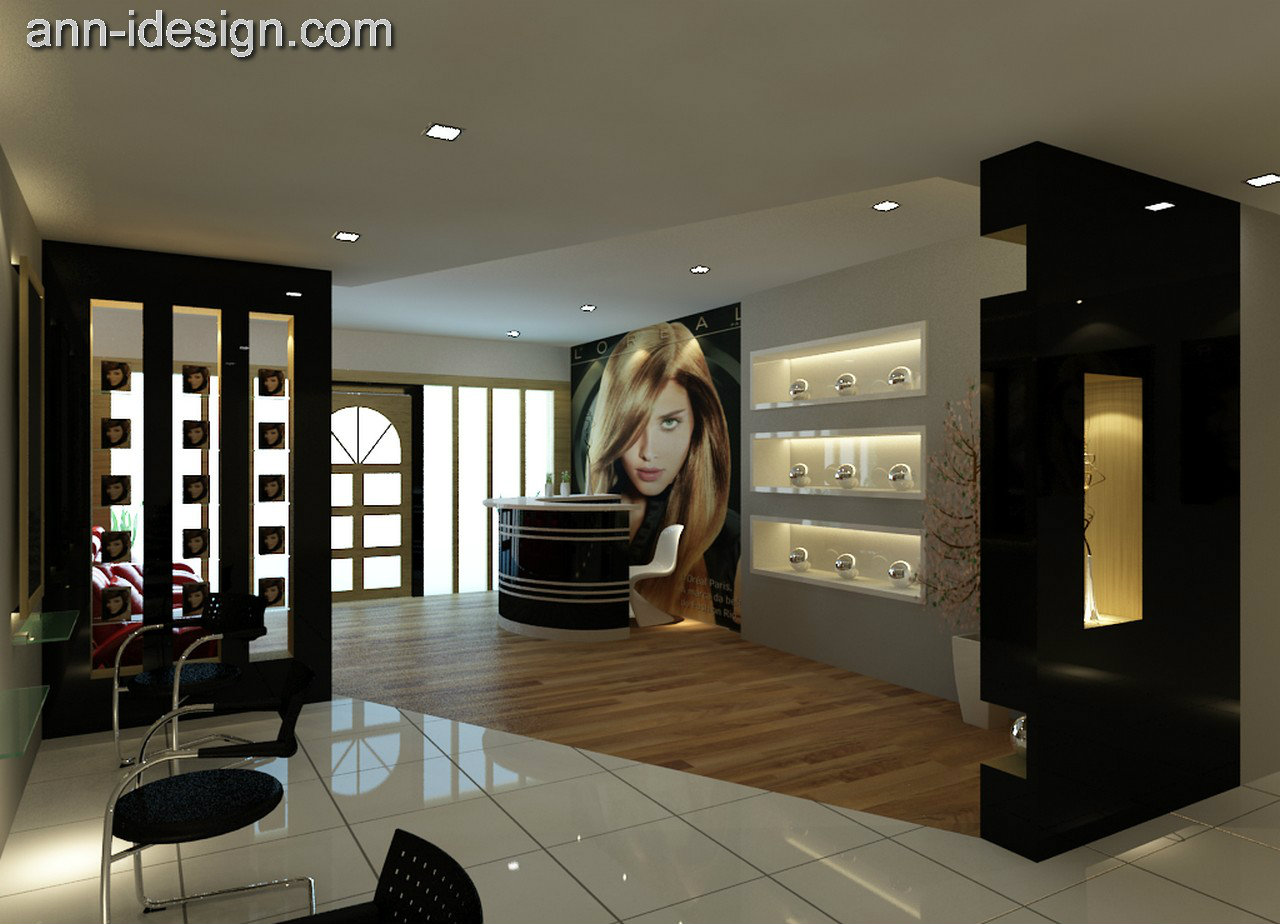 3d Interior Design Hot Girls Wallpaper