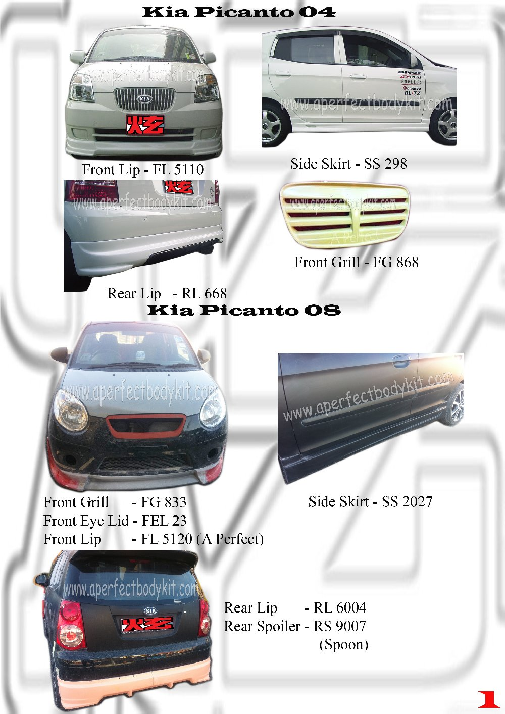 Picanto 04 08 kia picanto jb for Kia motor finance physical payoff address