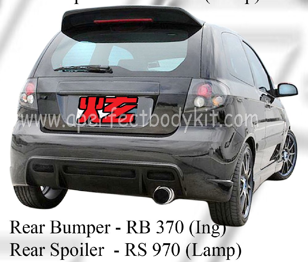 Hyundai Getz Ing Rear Bumper ★ Hyundai Getz Jb Johor Bahru