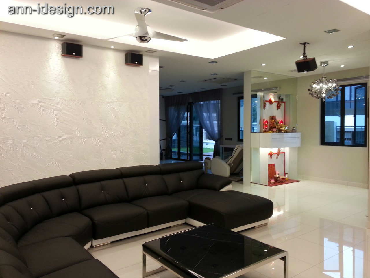 Bedroom drawing design for Living room design johor bahru