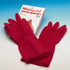 Marigold Chemical Rubber Glove