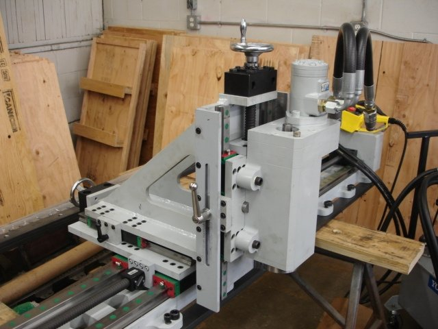 York Portable 3 Axis Milling Machine