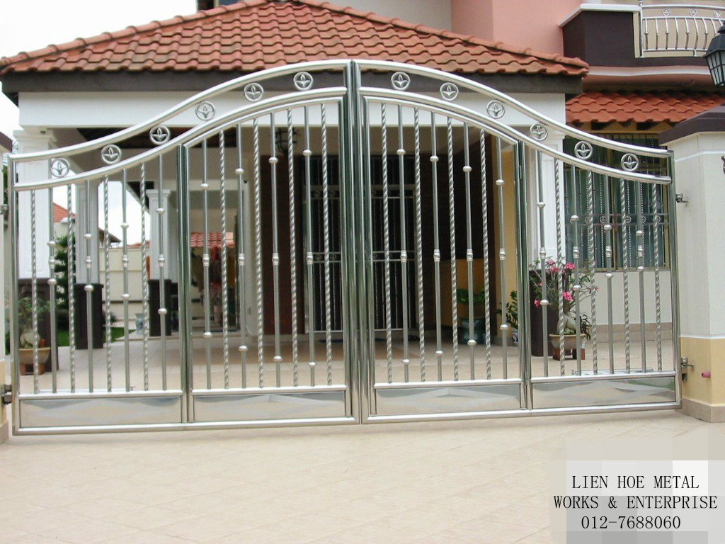 Gate Designs Gate Designs Stainless Steel
