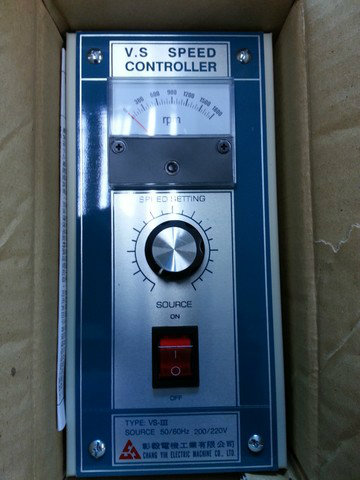 VS Speed Controller