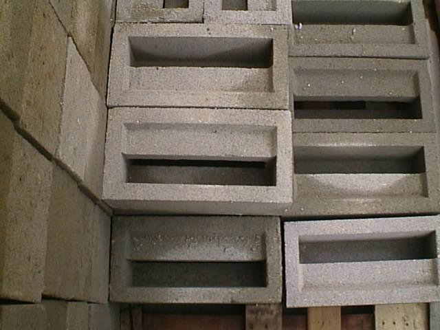 Ventilated Cement Bricks