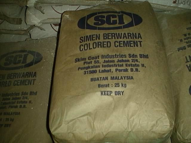Color Cement