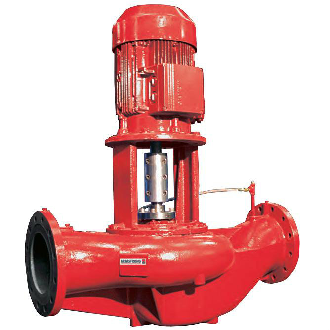Starline Vertical In-Line Pump
