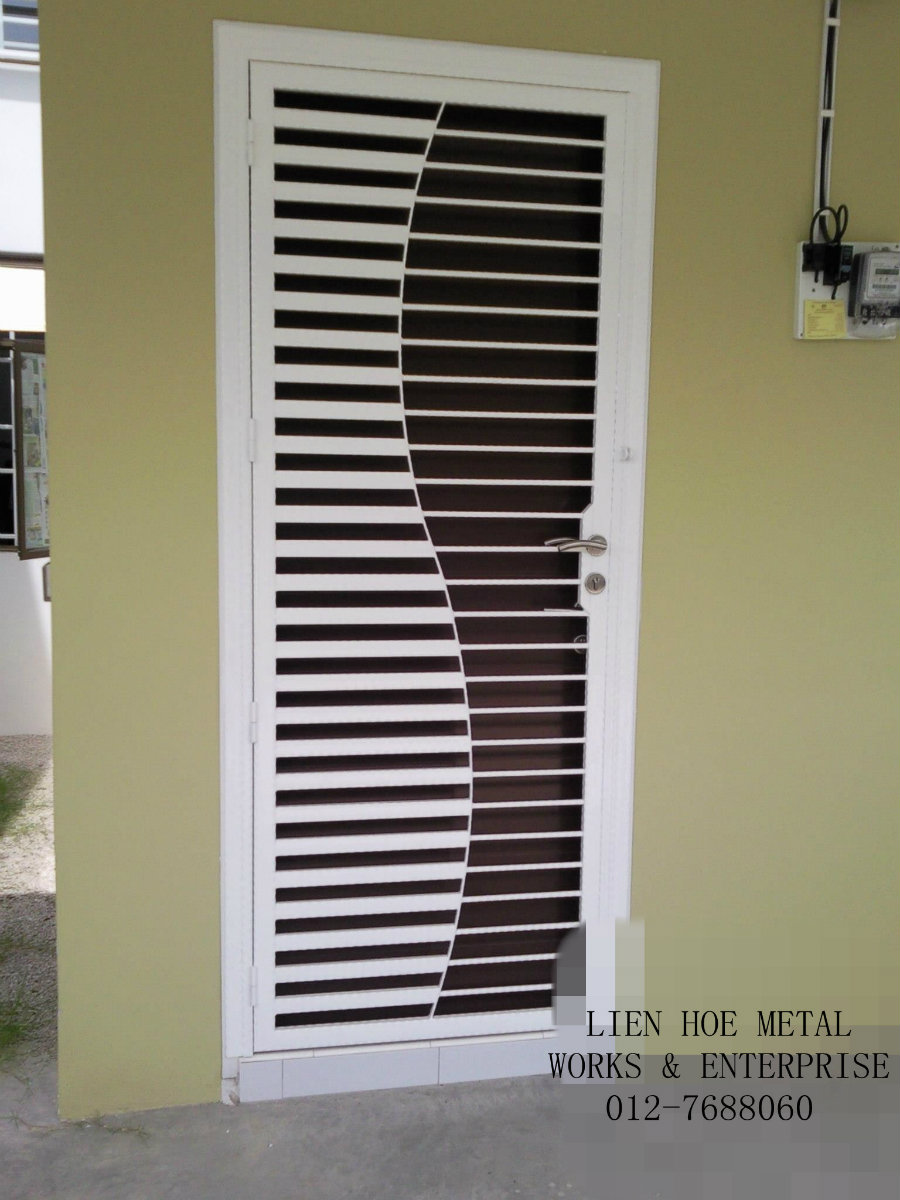 Single door design joy studio design gallery best design for Door design johor bahru