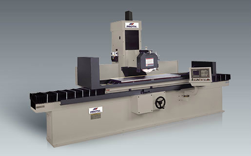 PROTH Brand Surface Grinder - Column Series PSGC