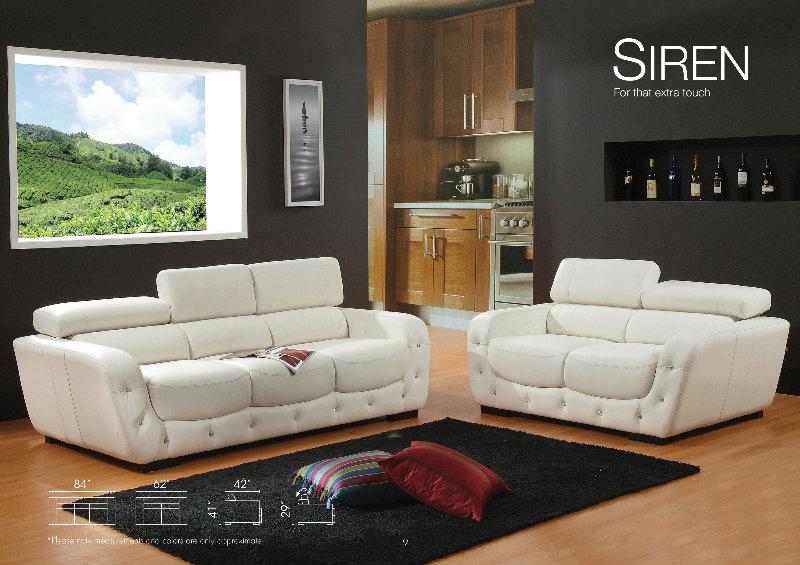 M n 09 sofa leather sofa johor bahru jb malaysia tan for Sofa bed johor bahru