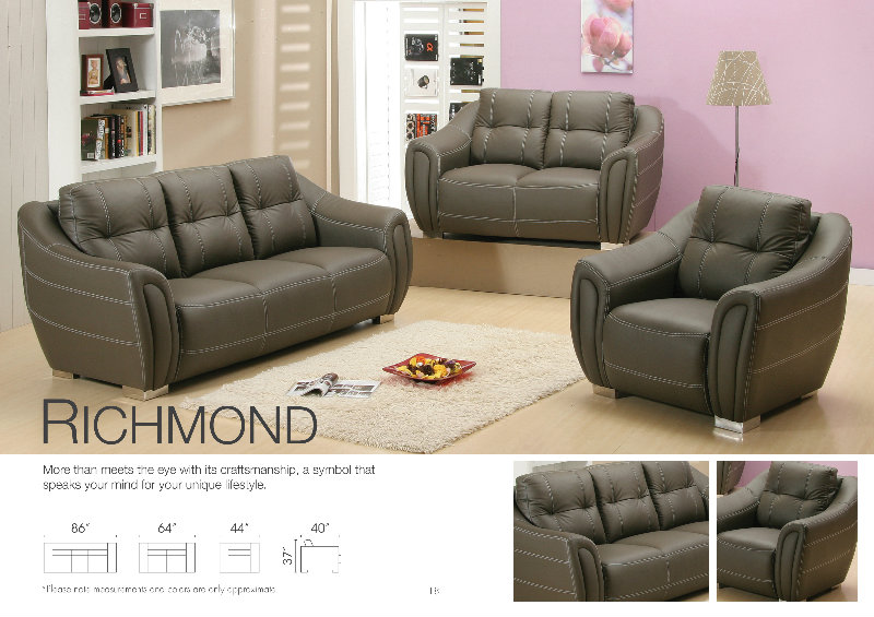 M n 18 sofa leather sofa johor bahru jb malaysia tan for Sofa bed johor bahru