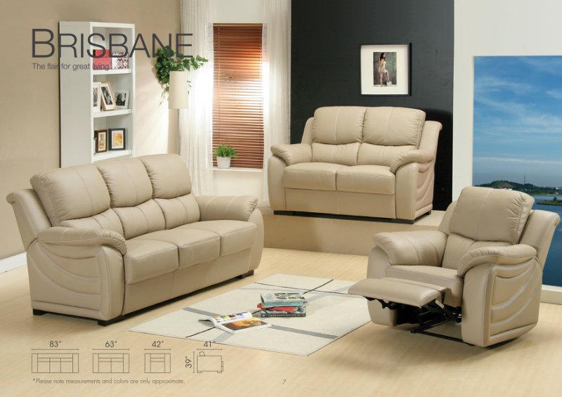 M n 07 sofa leather sofa johor bahru jb malaysia tan for Sofa bed johor bahru