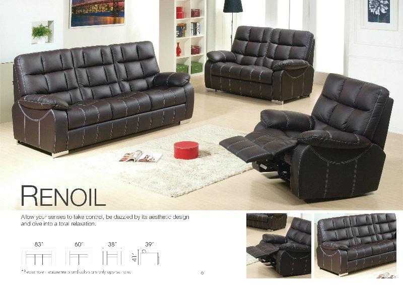 M n 06 sofa leather sofa johor bahru jb malaysia tan for Sofa bed johor bahru