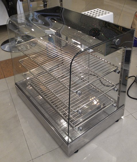 Berjaya Food Warmer Display (Used) To Let Go ���ֱ���¯����