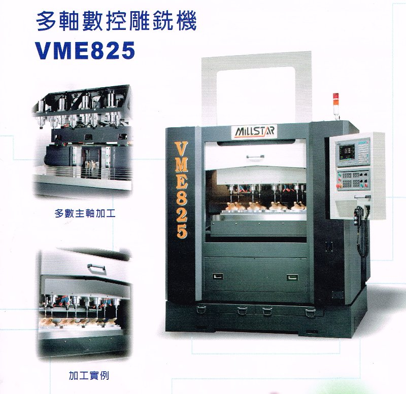 Multi Spindle CNC Machining Center