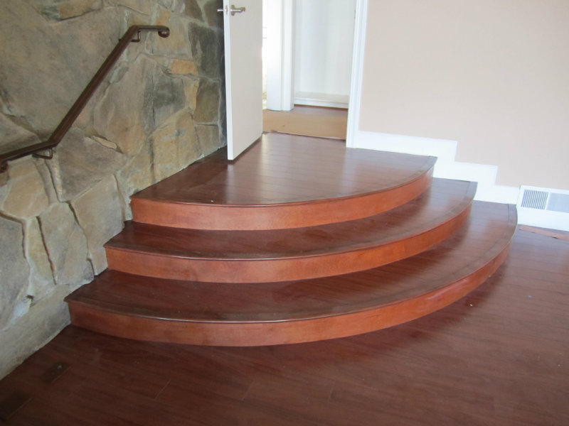 Staircase Laminate