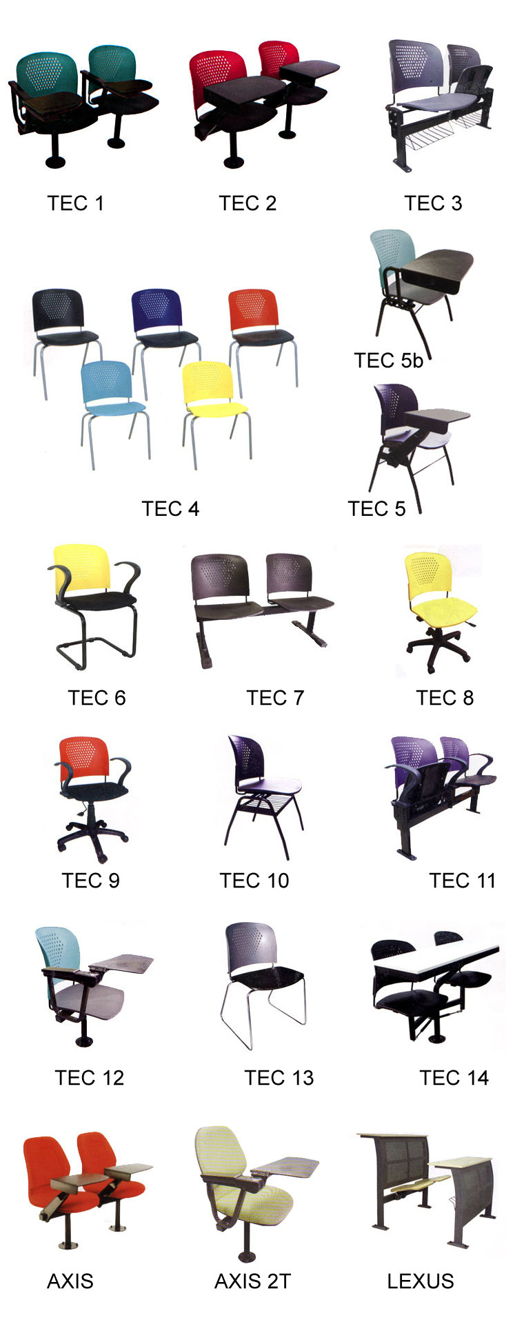 College / School Furniture