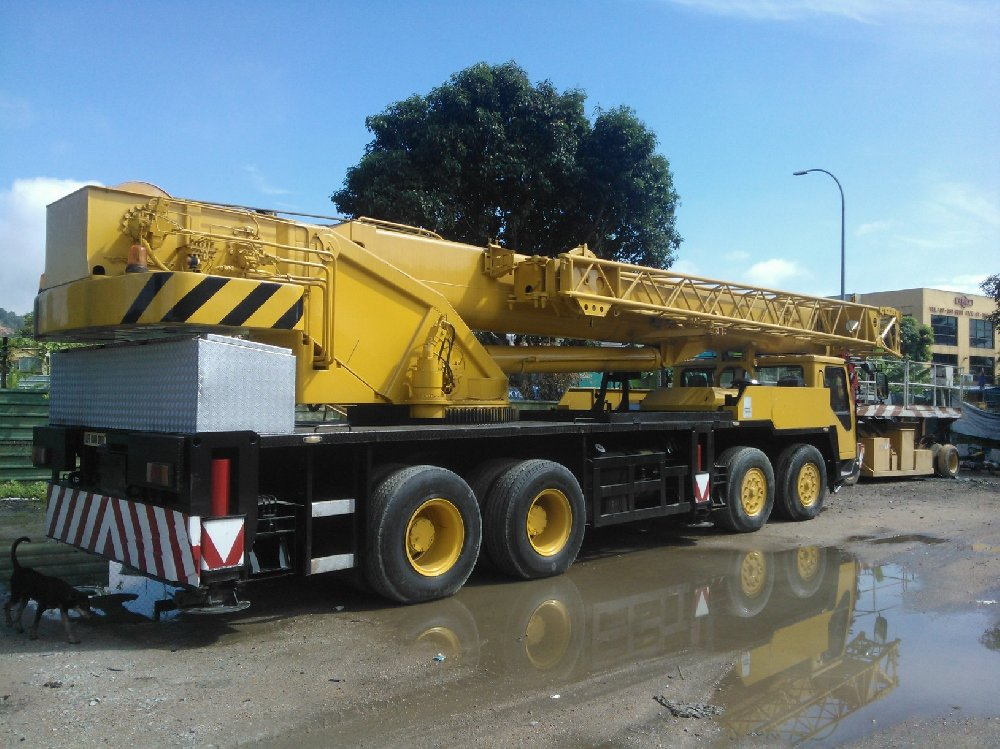 Mobile Crane Rental Malaysia : T mobile crane johor bahru jb sales