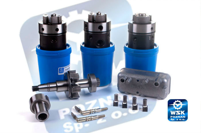 WSK-DIESEL PUMP PARTS