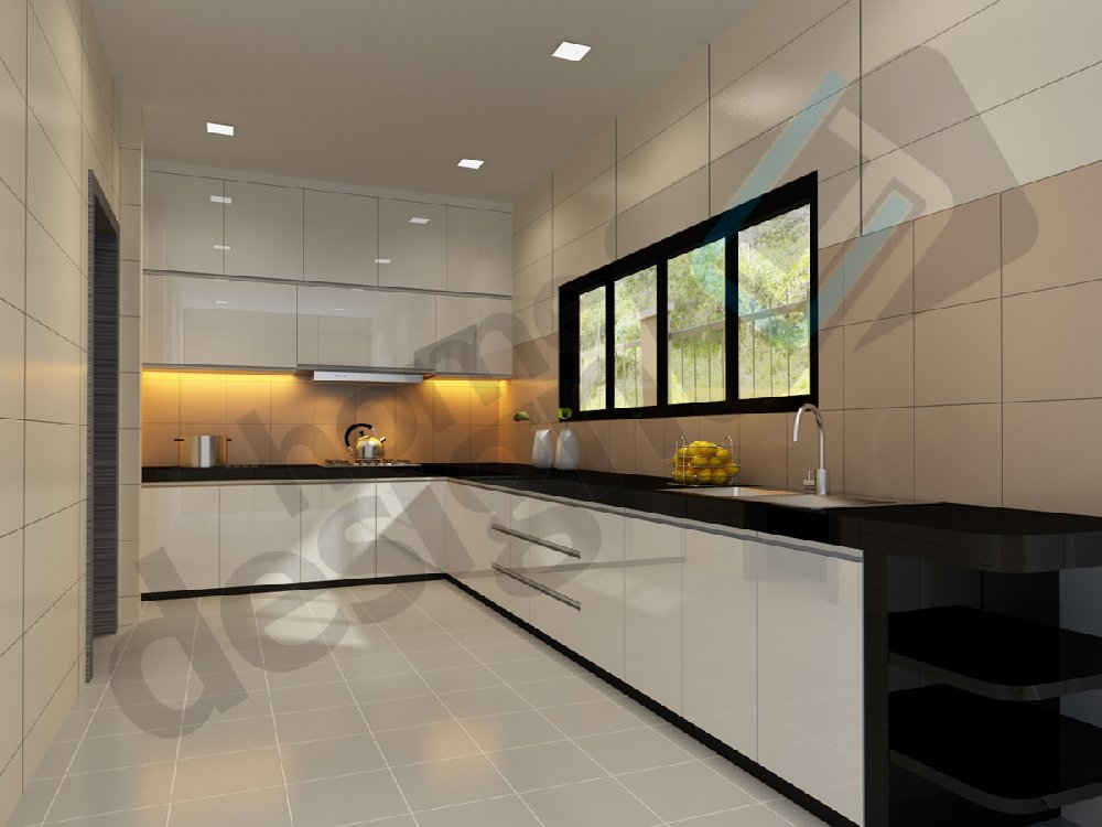 wet kitchen kitchen 3d design wet kitchen skudai jb design