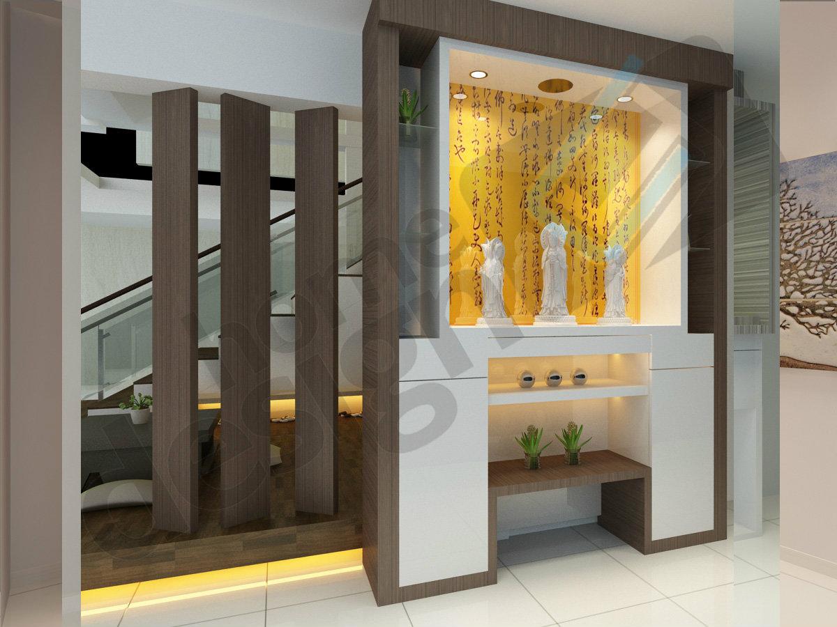 Altar Design Altar 3d Design Skudai Jb Design Cai Yi Construction M Sdn Bhd