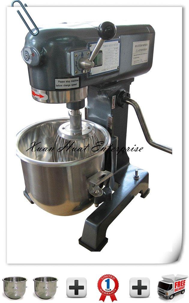 Bulli 10L Universal Flour Mixer/ Pengadun Tepung 10L (Bulli)  ʮLitre���/���Ž����