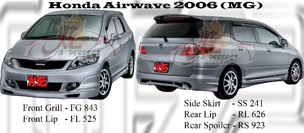Honda Airwave 2006 MG