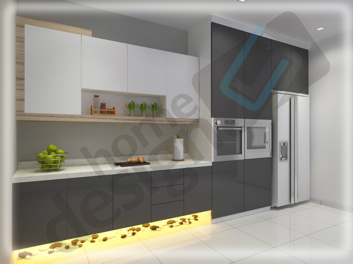 Kitchen Design Malaysia wet and dry kitchen design ~ cowboysr