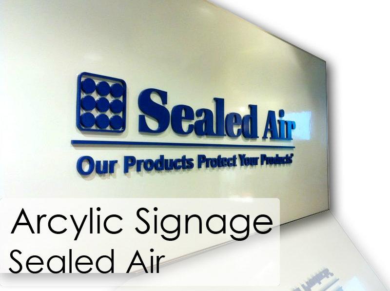 Acrylic Box Singapore Supplier : Acrylic signage singapore supplier
