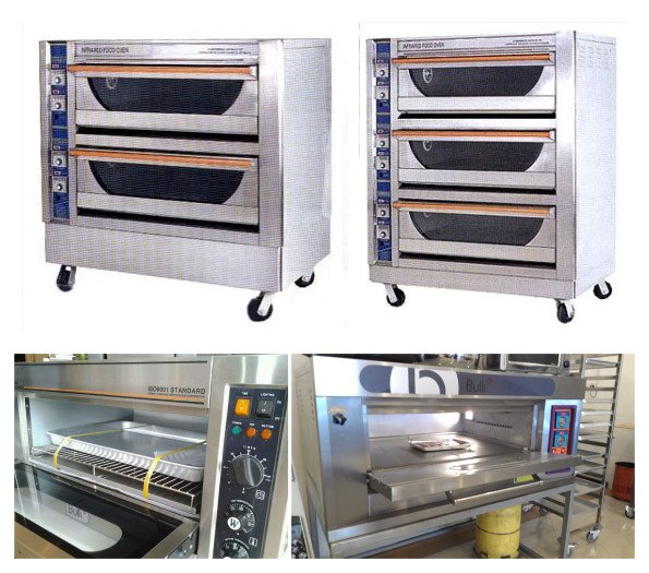 ú��翾¯������Gas/Elektrik Ketuhar ;  Gas/Electric Oven ��