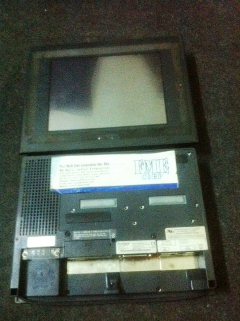 PROFACE TOUCH SCREEN  2980070-04 GP2301-LG41-24V 3180021-04 GP2501-SC11 MALAYSIA INDONESIA SINGAPORE
