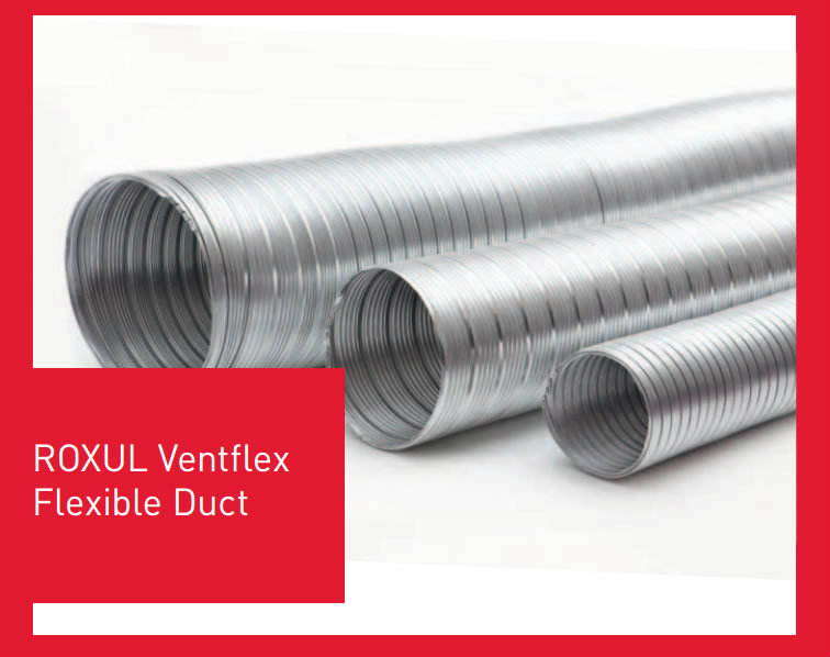 Roxul Ventflex Flexible Duct