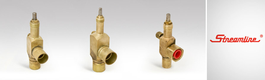 Angle Isolation Valves