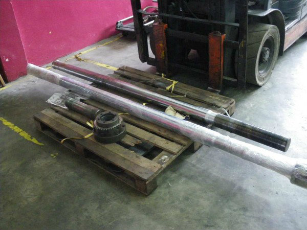 Injection Machine Tie Bar
