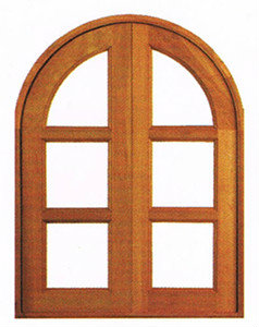 Wooden Window-W04