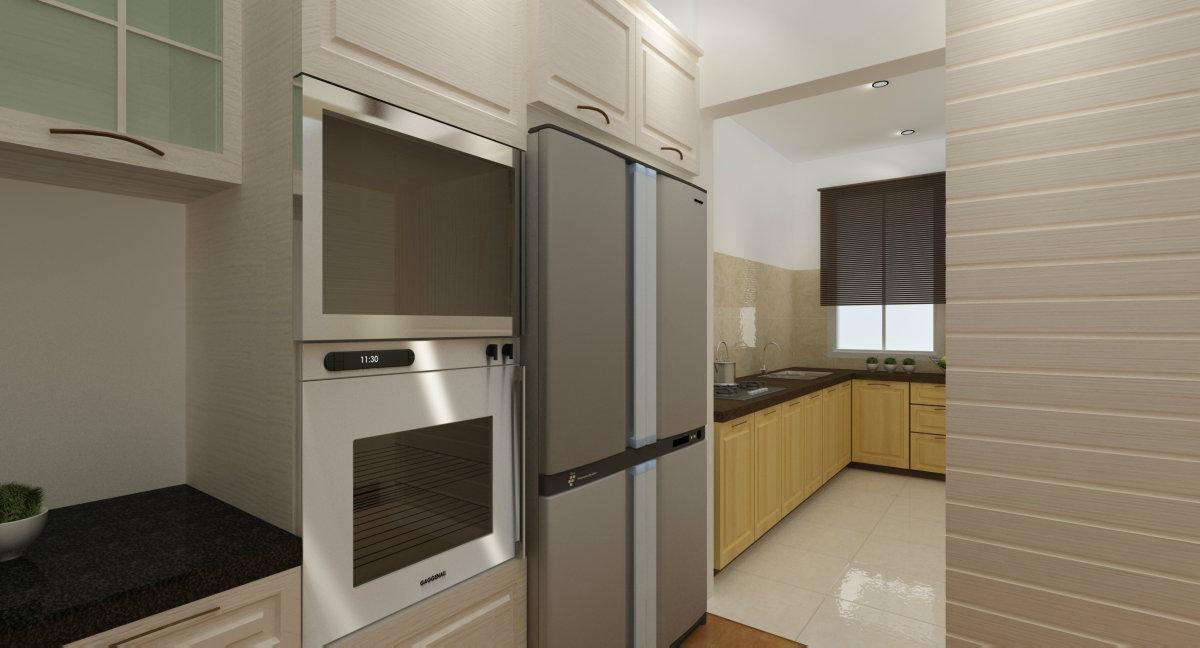 Nice Home Design Johor Bahru Part - 9: Apartment . Kitchen Design . Interior Design Johor Bahru
