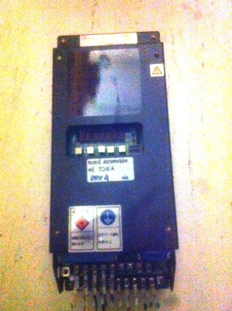 TOEI ELECTRIC SERVO AMPLIFIER SERVO DRIVER VLASE-020P-003 REPAIR MALAYSIA INDONESIA THAILAND