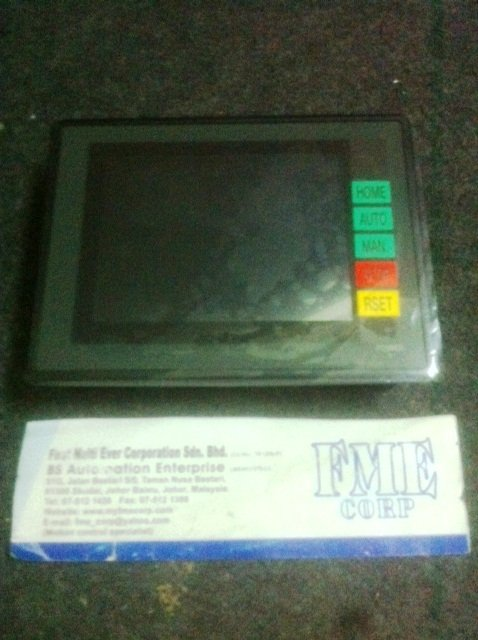 FUJI ELECTRIC POD TOUCH SCREEN HMI POD UG230H-LS4D UG230H-SS4D UG230H-TS4D REPAIR MALAYSIA INDONESIA