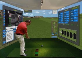 Sports Coach New and Latest Golf Simulators by www.vkgolfshop.com