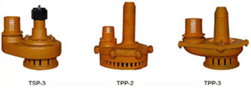 Engine Driven Submersible Pump