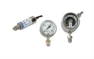 Pressure Indicators / Scales / Fittings