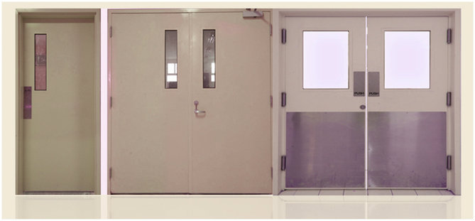 Metal Steel Door Fire Proof Door Metal Steel Door Fire