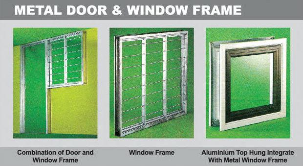 Metal Door Amp Window Frame Facial Board Carving Johor