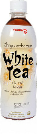 Pokka Chrysanthemum White Tea 500 ml