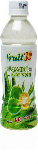 Fruit 10 Calamansi  with Aloe Vera