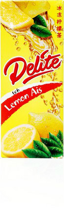 Delite Ice Lemon Tea 250 ml