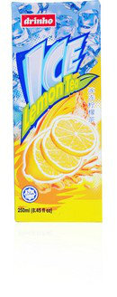 Drinho Ice Lemon Tea 250 ml