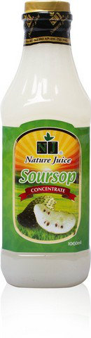 NJ Soursop Concentrate