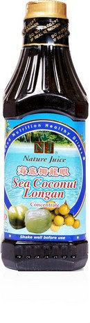 NJ Sea Coconut Longan Concentrate